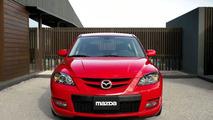 2007 Mazdaspeed3 (US)