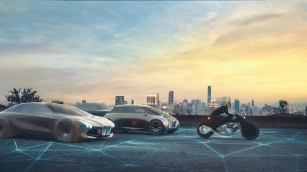 BMW's New Era Starts With 4 Vision Concepts In New Promo