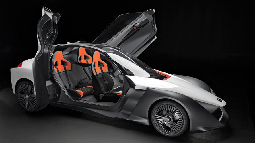 Nissan BlideGlider Concept : Enfin opérationnel