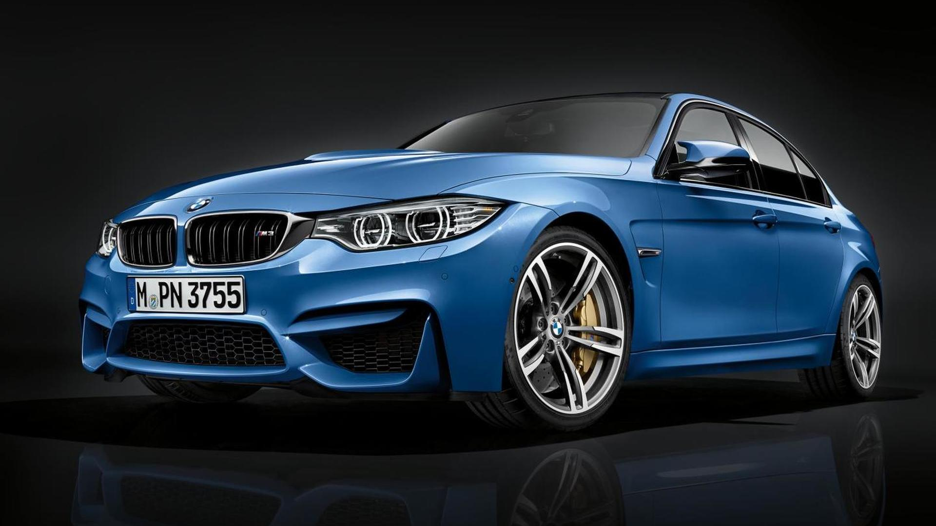 BMW execs reportedly confirm the next M3 / M4 will be a plug-in hybrid