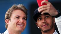 No more Monaco hamburgers with Hamilton - Rosberg