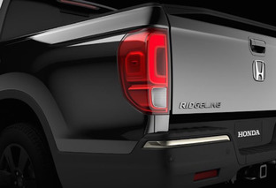 All-New Honda Ridgeline Pickup Will Debut at 2016 Detroit Auto Show