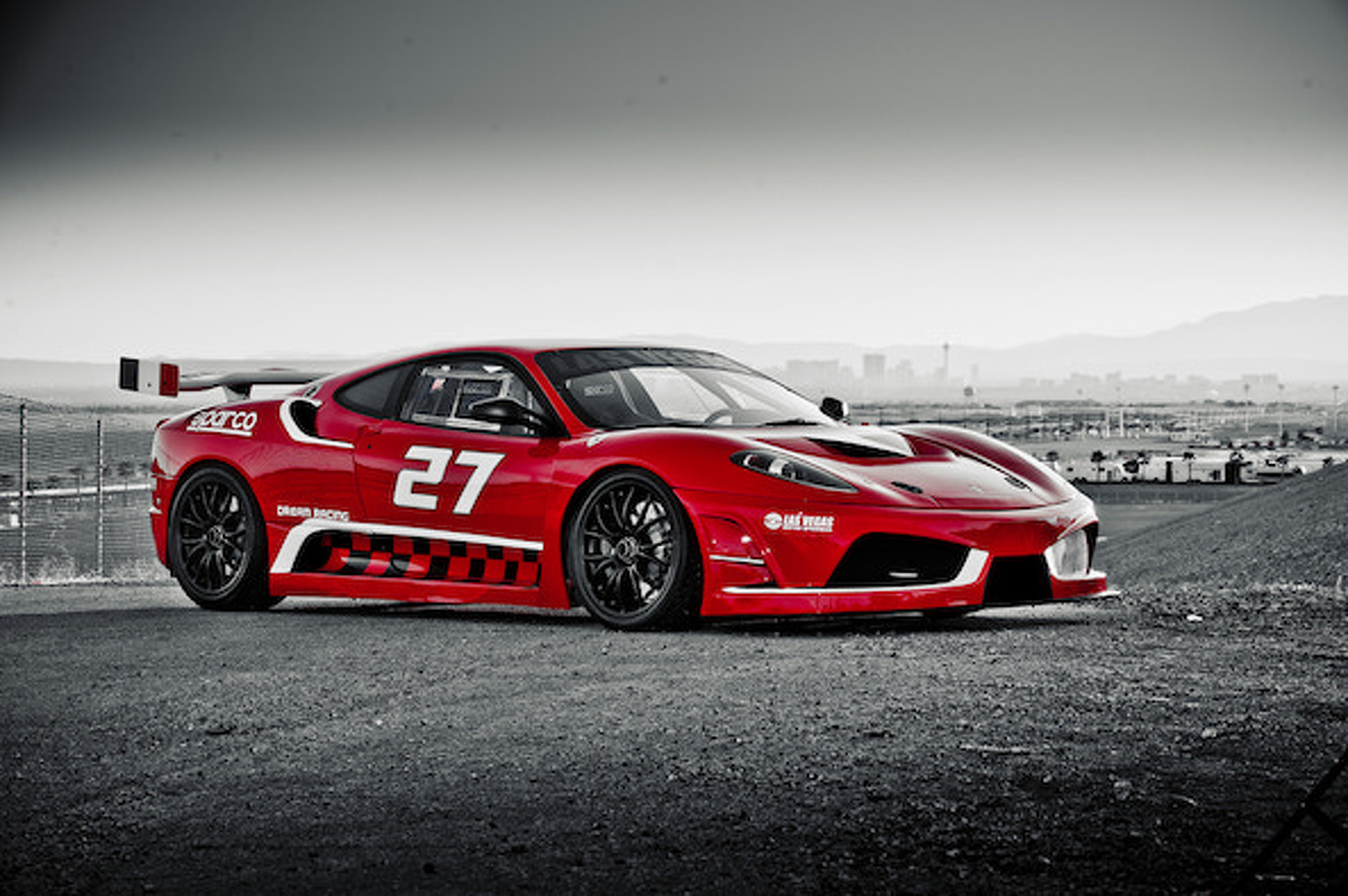 This 512-HP Ferrari F430 GT Wants to be Driven [w/video]