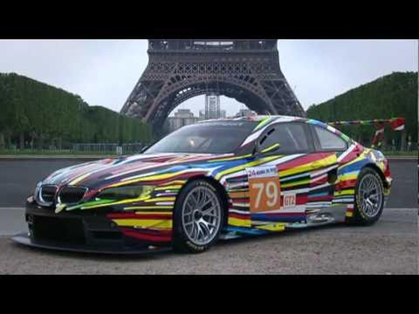 ☆ Carjam: The BMW Art Cars + The Artists