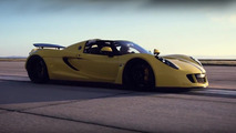 Hennessey Venom GT Spyder sets new world record