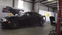 Hennessey tunes the Dodge Charger Hellcat to 852 bhp [video]