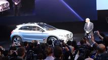 Mercedes-Benz GLA Concept at 2013 Auto Shanghai