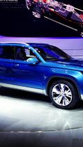 Volkswagen CrossBlue production version under consideration