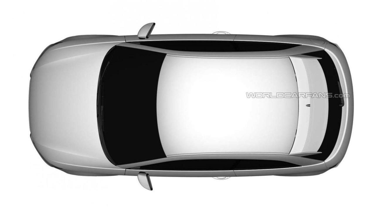 Audi RS1 Trademark Office design illustrations 30.11.2012