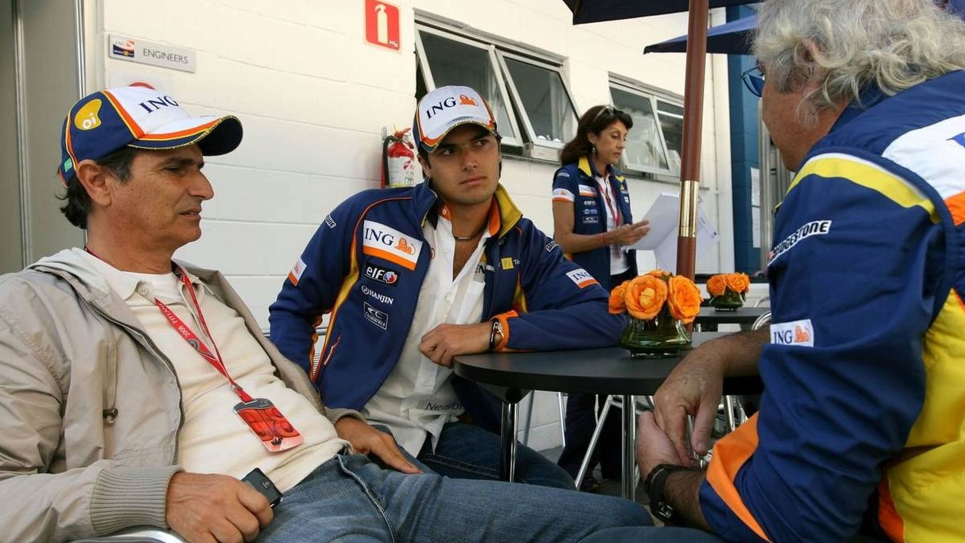 Piquet claims bullying by boss Briatore