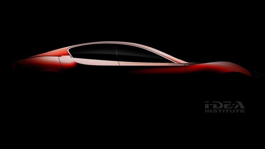 I.DE.A. Institute Concept Teased Ahead of Geneva Motor Show
