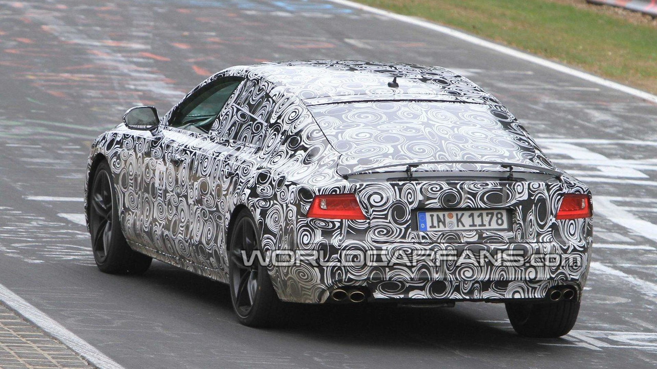Audi S7 prototype spy photo 19.05.2010