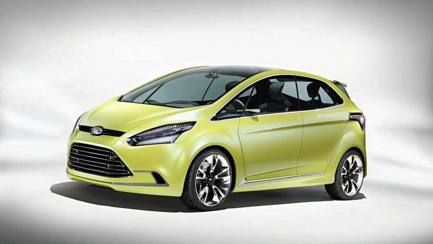 Ford Iosis Max Concept Revealed in Detail with Video