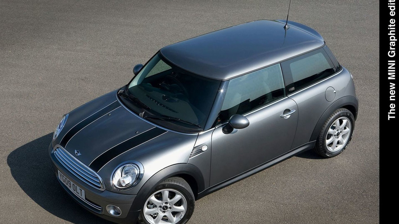MINI Graphite Special Edition