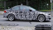 2011 BMW 1-Series M spy photo