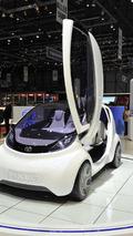 Tata Pixel Concept live in Geneva - 03.03.2011