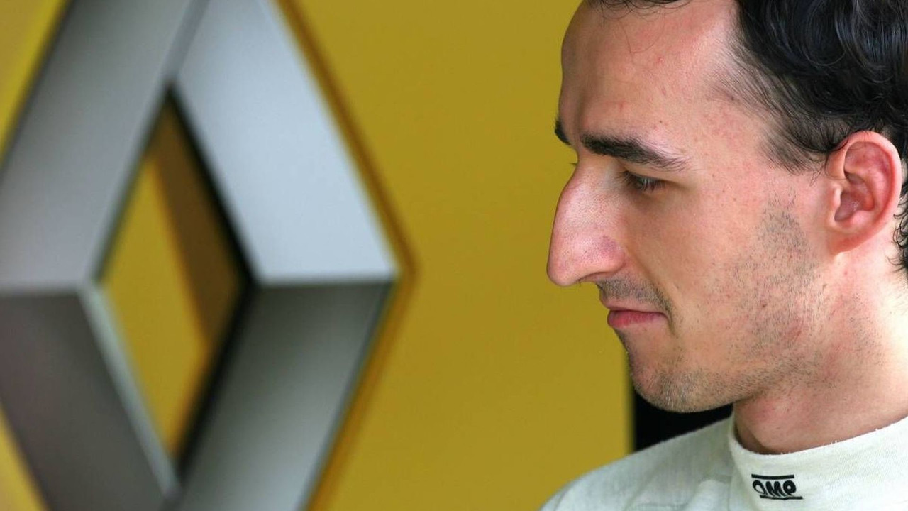 Robert Kubica (POL), Renault F1 Team - Formula 1 World Championship, Rd 3, Malaysian Grand Prix, 02.04.2010 Kuala Lumpur, Malaysia