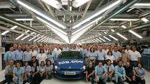 Volkswagen produces 100,000th Scirocco III