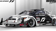 1100hp Scion tC AWD racer by Team NFS - first pics