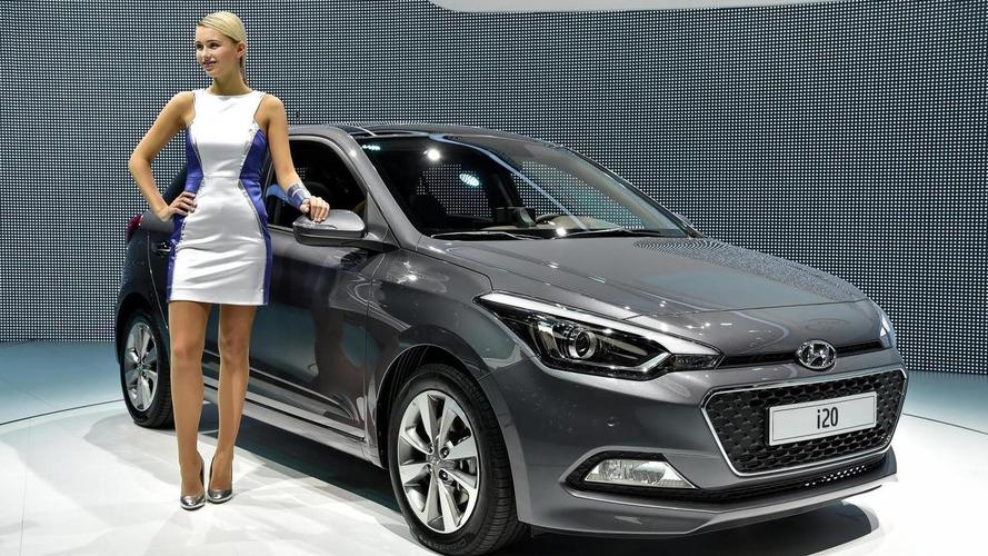 2015 Hyundai i20 unveiled in Paris