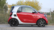 2015 Smart ForTwo Brabus spy photo