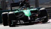 Caterham may use 2014 engine next year