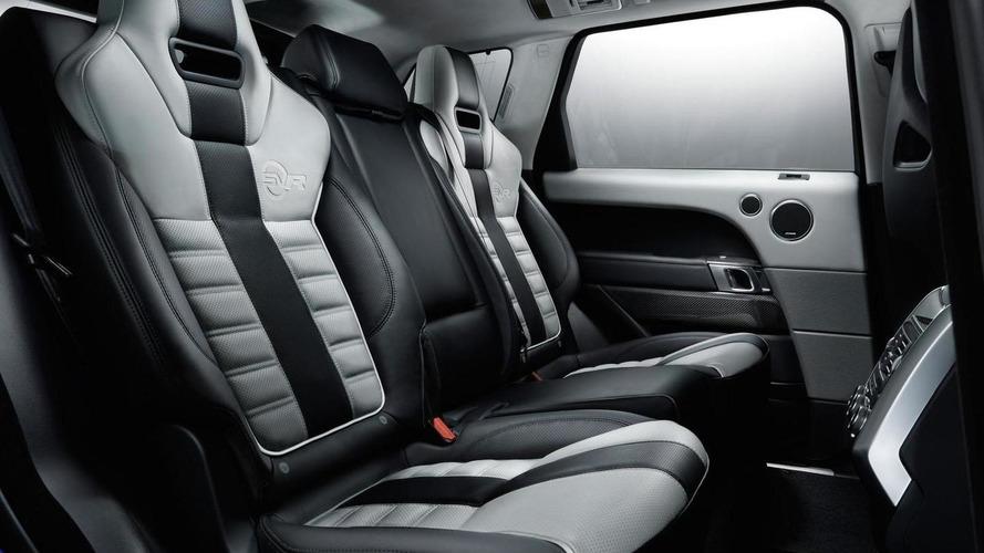 2015 Range Rover Sport SVR unveiled, costs $110,475