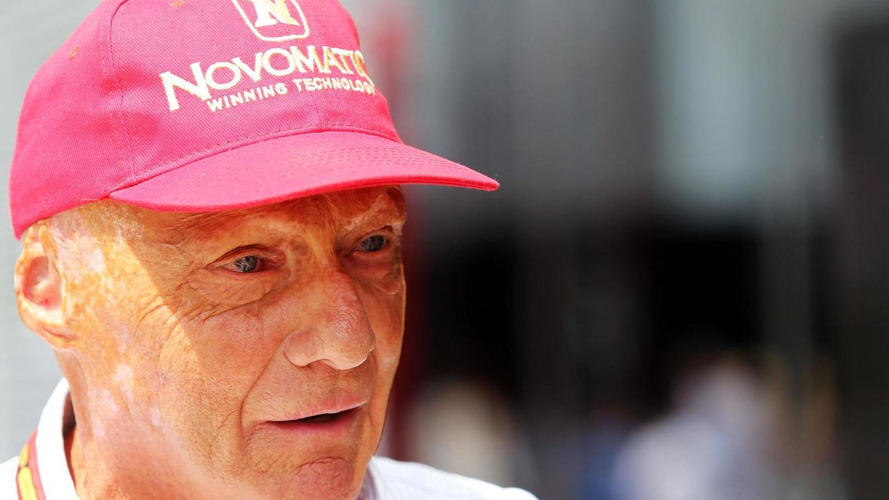 Lauda relieved Mercedes extending gap on rivals