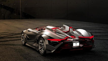 Highly detailed Vapour GT by Gray Design renders look stunning [video]