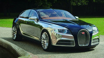 Four-door Bugatti still a possibility