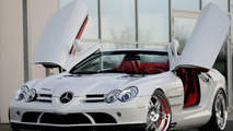 SLR McLaren Roadster BRABUS at Geneva