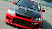 WCF TEST DRIVE: Carbon Design Technologies Evo IX