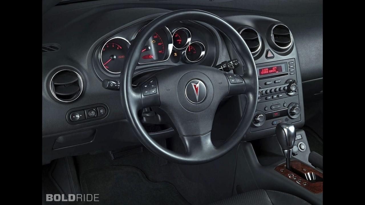 Pontiac G6 GTP Convertible