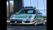TechArt Porsche 911 Carrera S Police Car