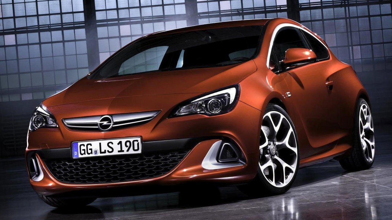 2012 Opel Astra OPC 04.11.2011