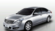 Nissan Teana Premium Sedan Revealed