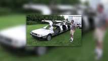 Weird DeLoreans