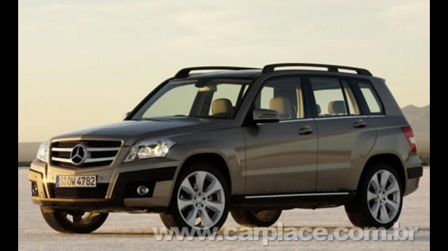Novo Mercedes-Benz GLK V6 chega aos EUA pelo equivalente a R$ 79 mil