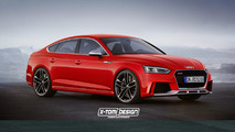 Audi RS5 Sportback render needs to happen