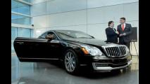 Luxo: Maybach 57S Coupe Xenatec já à venda