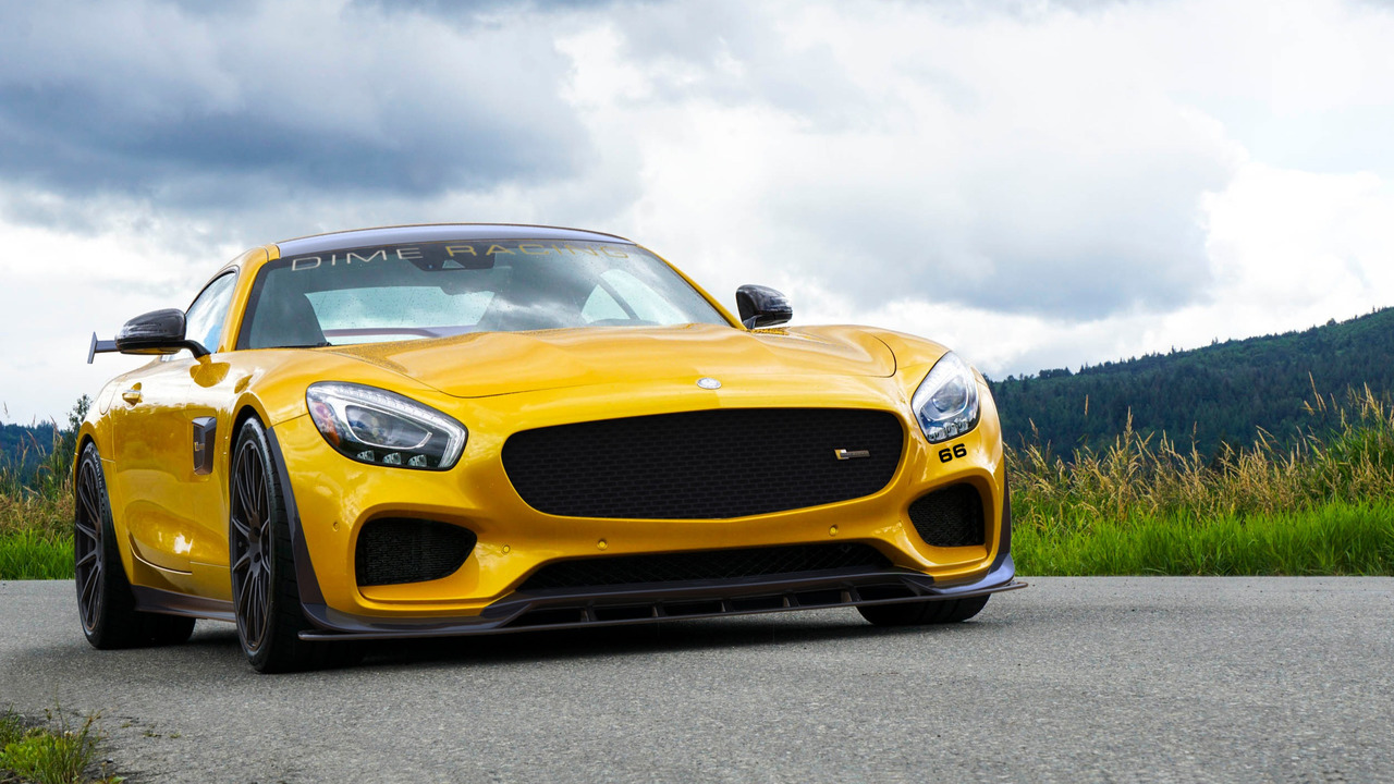Dime Racing Mercedes-AMG GT