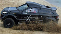 Range Rover Evoque Desert Warrior 3 revealed