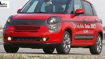 Fiat 500L with 165 hp