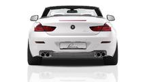 BMW 650i Cabriolet becomes CLR 600 GT by Lumma
