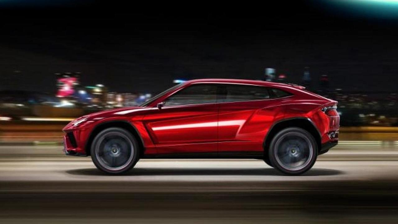 Lamborghini Urus crossover SUV