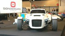 Sondergard Concept at Danish Car Show