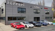 Un point service Ferrari s'ouvre au Mans!