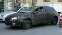 SPY PHOTOS: All New Fiat Bravo