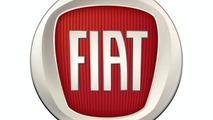 New Logo For Fiat