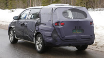 2015 Kia Sedona spy photo